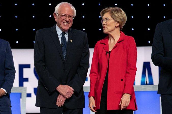 Warren Sanders